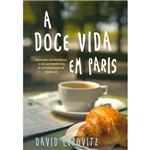 Livro - a Doce Vida em Paris