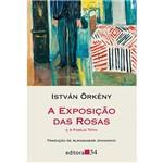 Livro - a Exposição das Rosas e a Família Tóth