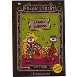 Livro - a Família Alienson: Coleção Freak Street