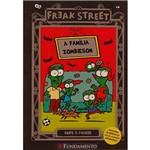 Livro - a Família Zombieson: Coleção Freak Street