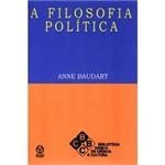 Livro - a Filosofia Política