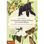Livro - a Grande Orquestra da Natureza: Descobrindo as Origens da Música no Mundo Selvagem