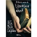 Livro - a História Concisa da Literatura Alemã