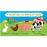 Livro - a Incrível Caixa dos Animais da Fazenda