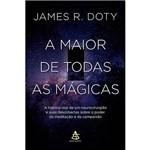 Livro - a Maior de Todas as Mágicas