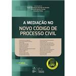 Livro - a Mediação no Novo Código de Processo Civil