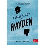 Livro - a Playlist de Hayden