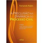 Livro - a Preclusão na Dinâmica do Processo Civil