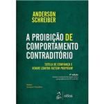 Livro - a Proibição de Comportamento Contraditório