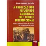 Livro - a Proteção dos Refugiados Ambientais Pelo Direito Internacional