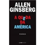 Livro - a Queda da América: Poemas