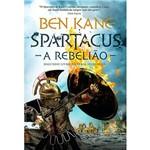 Livro -A Rebelião - Livro II - Série Spartacus