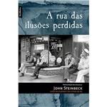 Livro - a Rua das Ilusões Perdidas (Livro de Bolso)