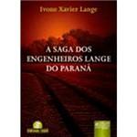 Livro - a Saga dos Engenheiros Lange do Paraná