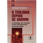 Livro - a Teologia Depois de Darwin