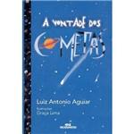 Livro - a Vontade dos Cometas