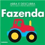 Livro - Abra e Descubra - Fazenda