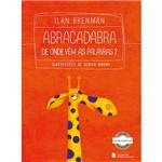 Livro - Abracadabra de Onde Vêm as Palavras