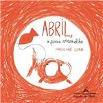Livro - Abril o Peixe Vermelho