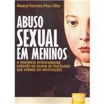 Livro - Abuso Sexual em Meninos