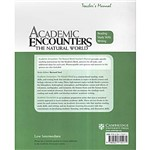 Livro : Academic Encounters - The Natural World