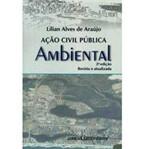 Livro - Ação Civil Pública Ambiental