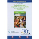 Livro - Access Card For: National Geographic: Footprint Reading Library Online - Intermediate: 1300 Headwords (American English)