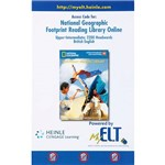 Livro - Acess Code For - Footprint Reading Library Online - Upper-Intermediate - 2200 Headwords British English