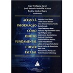Livro - Acesso à Informação Como Direito Fundamental e Dever Estatal
