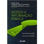 Livro - Acesso à Informacao Publica
