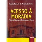 Livro - Acesso à Moradia