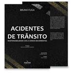 Livro Acidentes de Trânsito