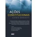 Livro - Ações Constitucionais