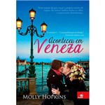 Livro - Aconteceu em Veneza