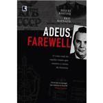 Livro - Adeus, Farewell