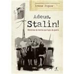 Livro - Adeus, Stalin! - Memórias da Menina que Fugiu da Guerra