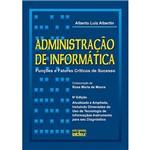 Livro - Administração de Informática