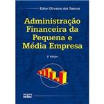 Livro - Administração Financeira da Pequena e Média Empresa