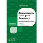 Livro - Administração Geral para Concursos