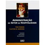 Livro - Administraçao no Setor de Hospitalidade