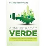 Livro - Administração Verde