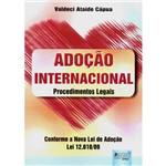 Livro - Adoção Internacional - Procedimentos Legais