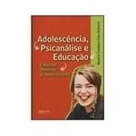 Livro - Adolescência, Pscanálise e Educação