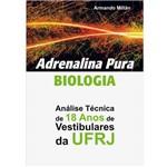 Livro - Adrenalina Pura Biologia