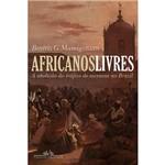 Livro - Africanos Livres - a Abolição do Tráfico de Escravos para o Brasil