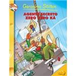 Livro - Agente Secreto Zero Zero Ká