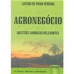 Livro - Agronegócio: Questões Jurídicas Relevantes