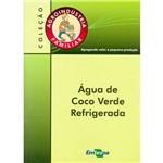 Livro - Água de Coco Verde Refrigerada