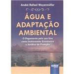 Livro - Água e Adaptação Ambiental