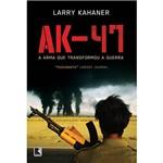 Livro - AK-47 - a Arma que Transformou a Guerra